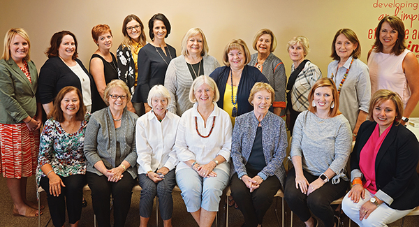 2018 - 2019 Junior League of Omaha Foundation